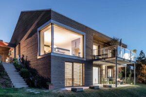проект дома в стиле хай тек фото 12