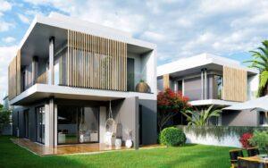 проект дома в стиле хай тек фото 13
