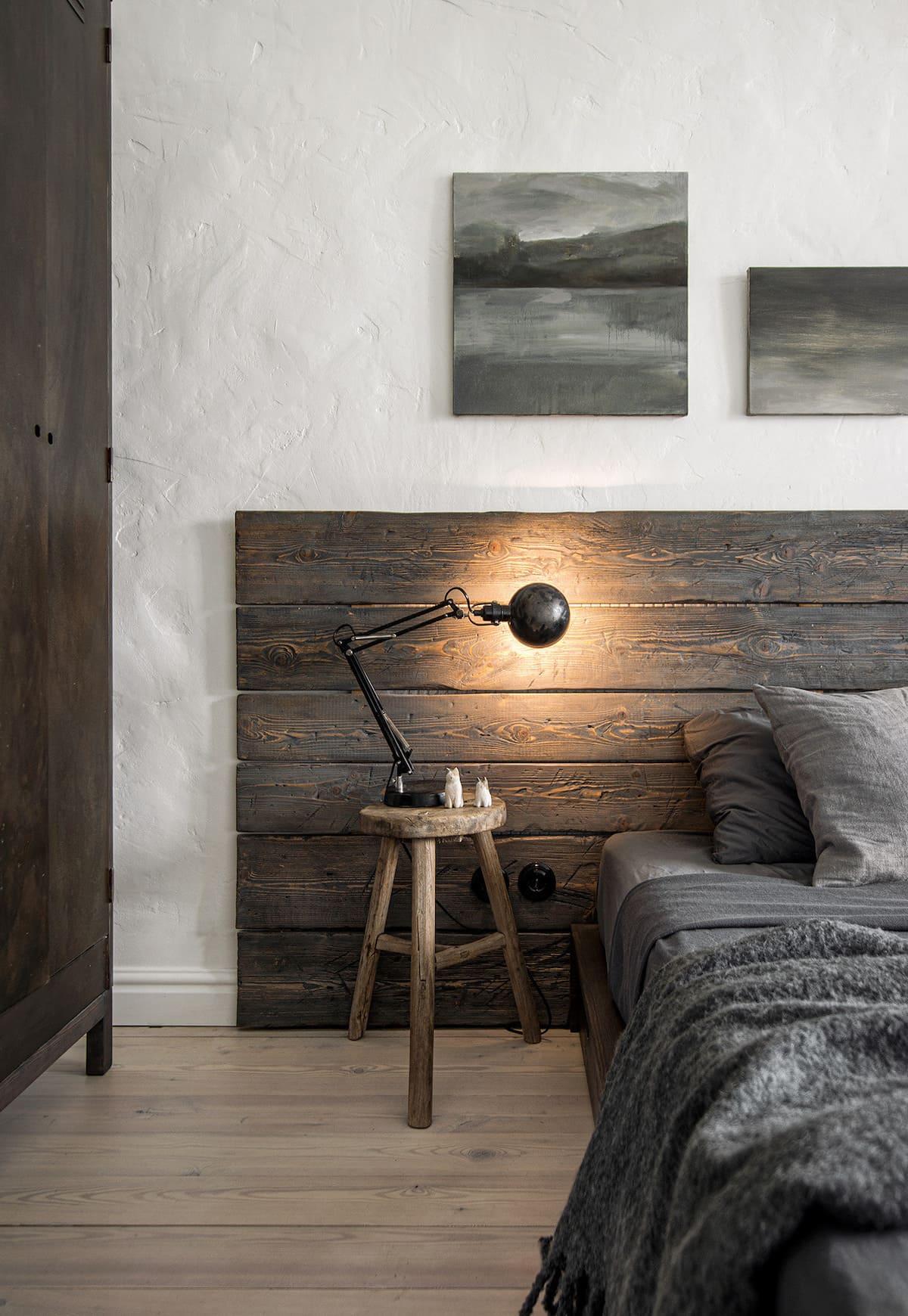 intérieur de chambre à coucher tendance photo 25