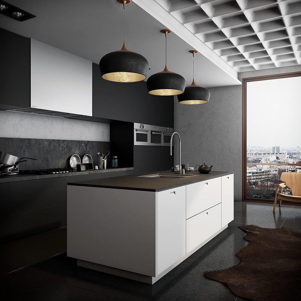 модный дизайн кухни 8