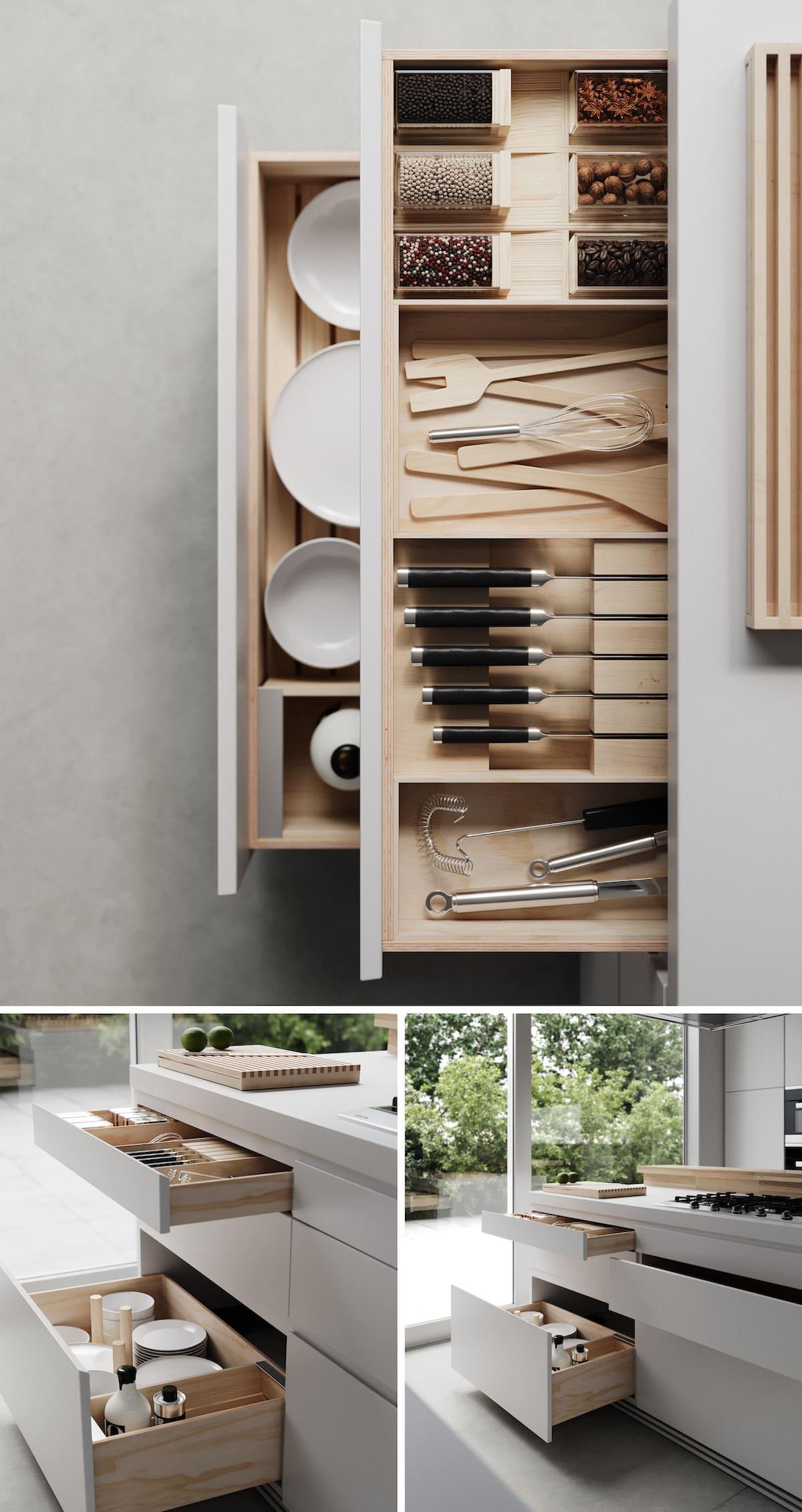 модный дизайн кухни 18