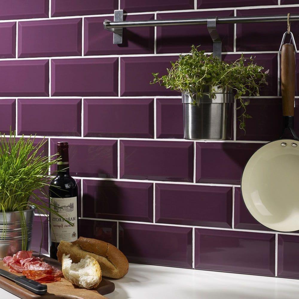 фиолетовый цвет в интерьере фото 22