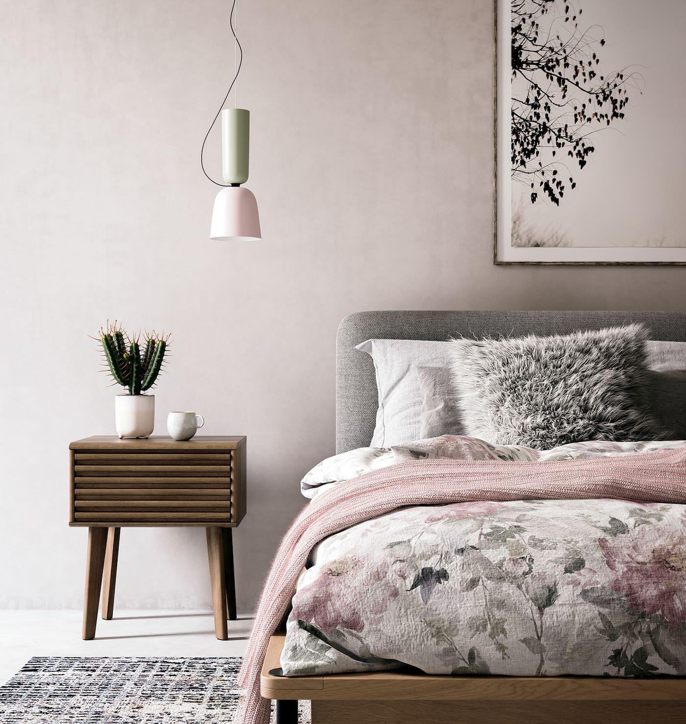 Conception d'un appartement à une chambre photo 19