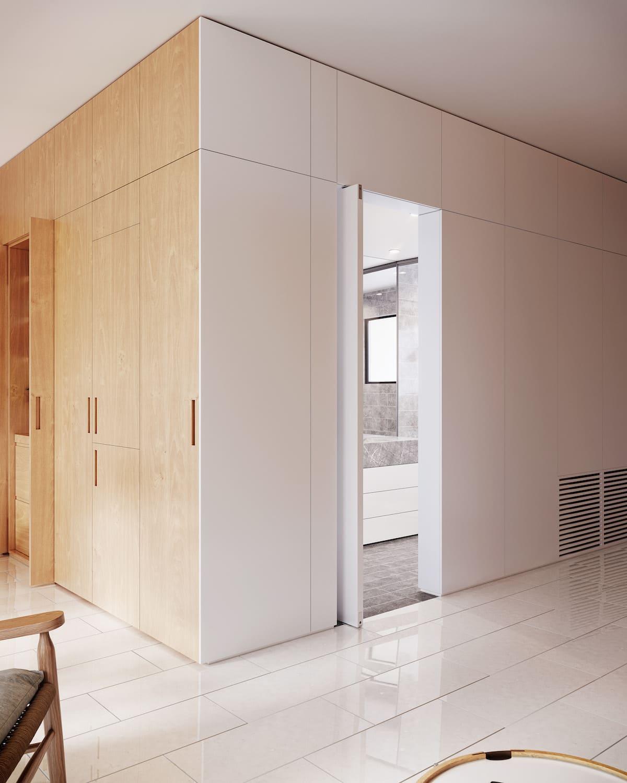 дизайн интерьера модной квартиры фото 12