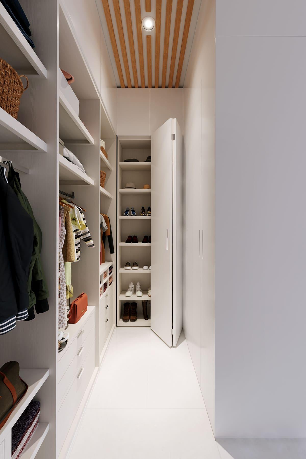 дизайн интерьера модной квартиры фото 14