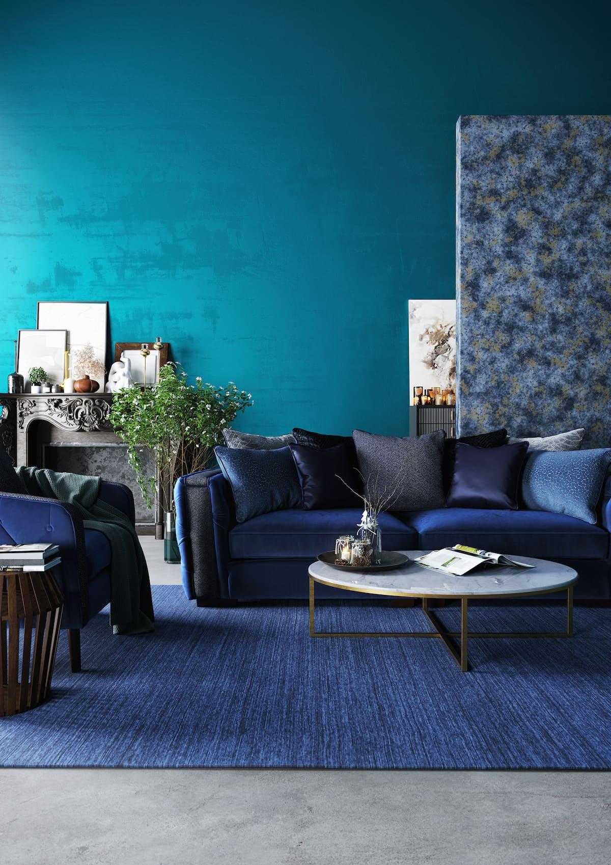 дизайн интерьера модной квартиры фото 19