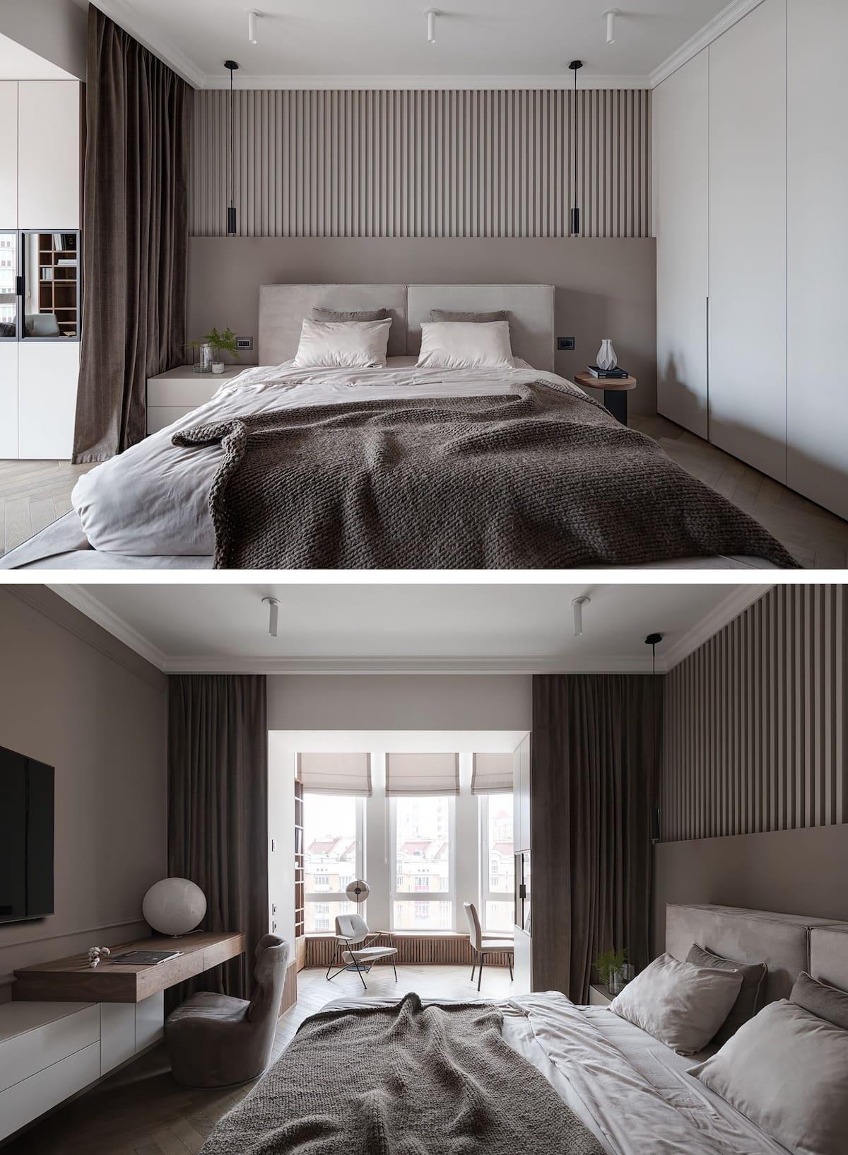 дизайн интерьера модной квартиры фото 55
