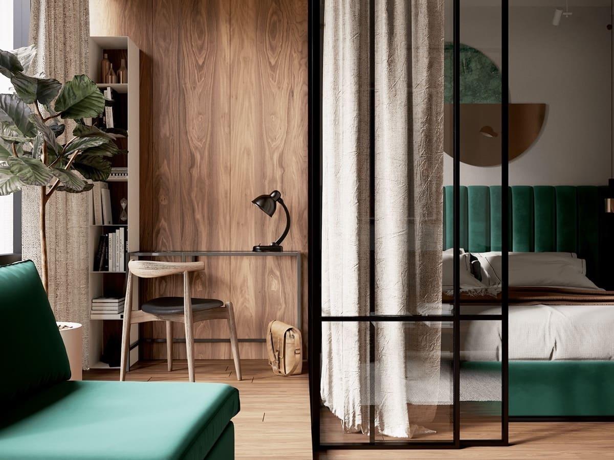 дизайн интерьера модной квартиры фото 66