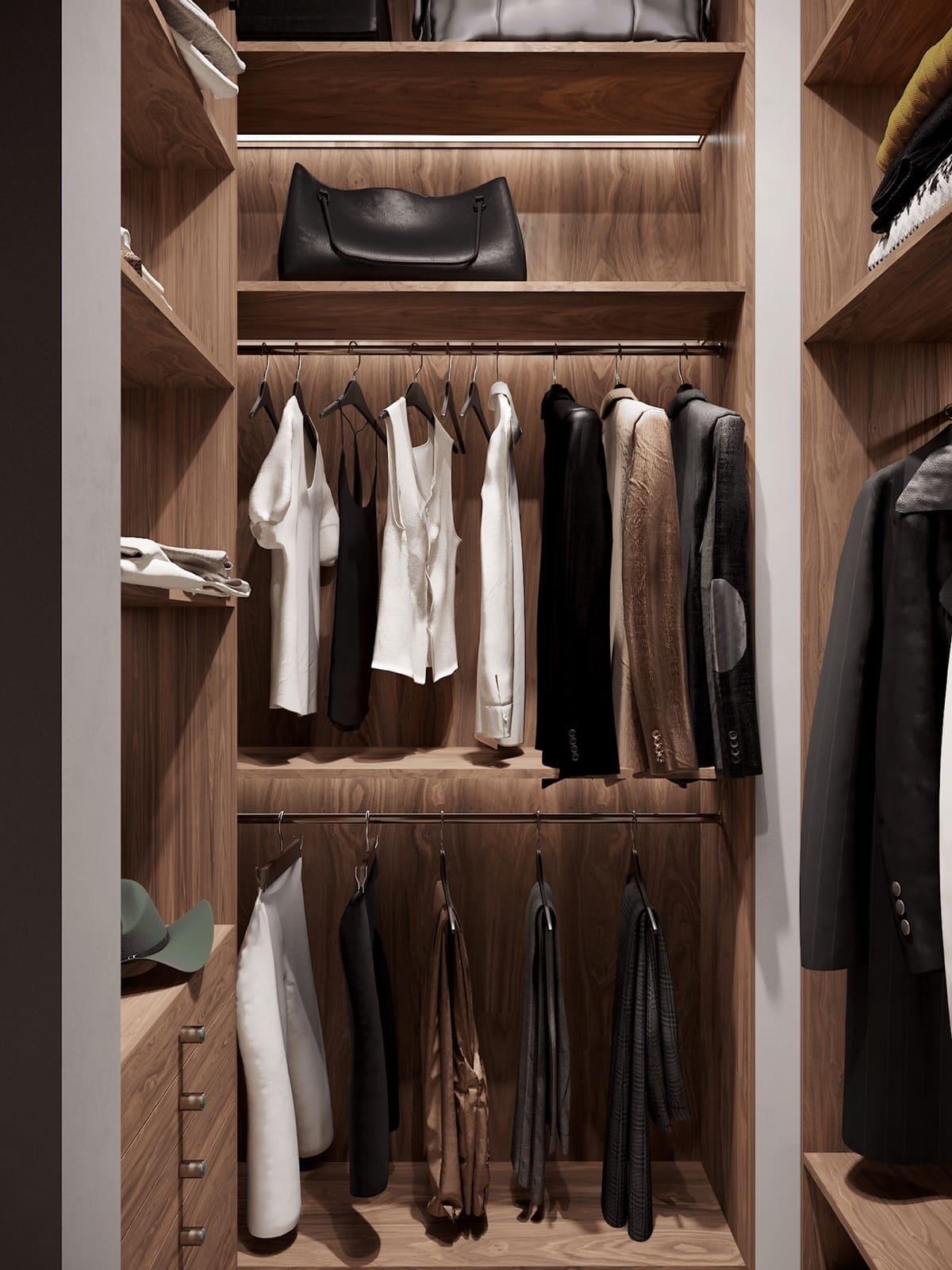 дизайн интерьера модной квартиры фото 68