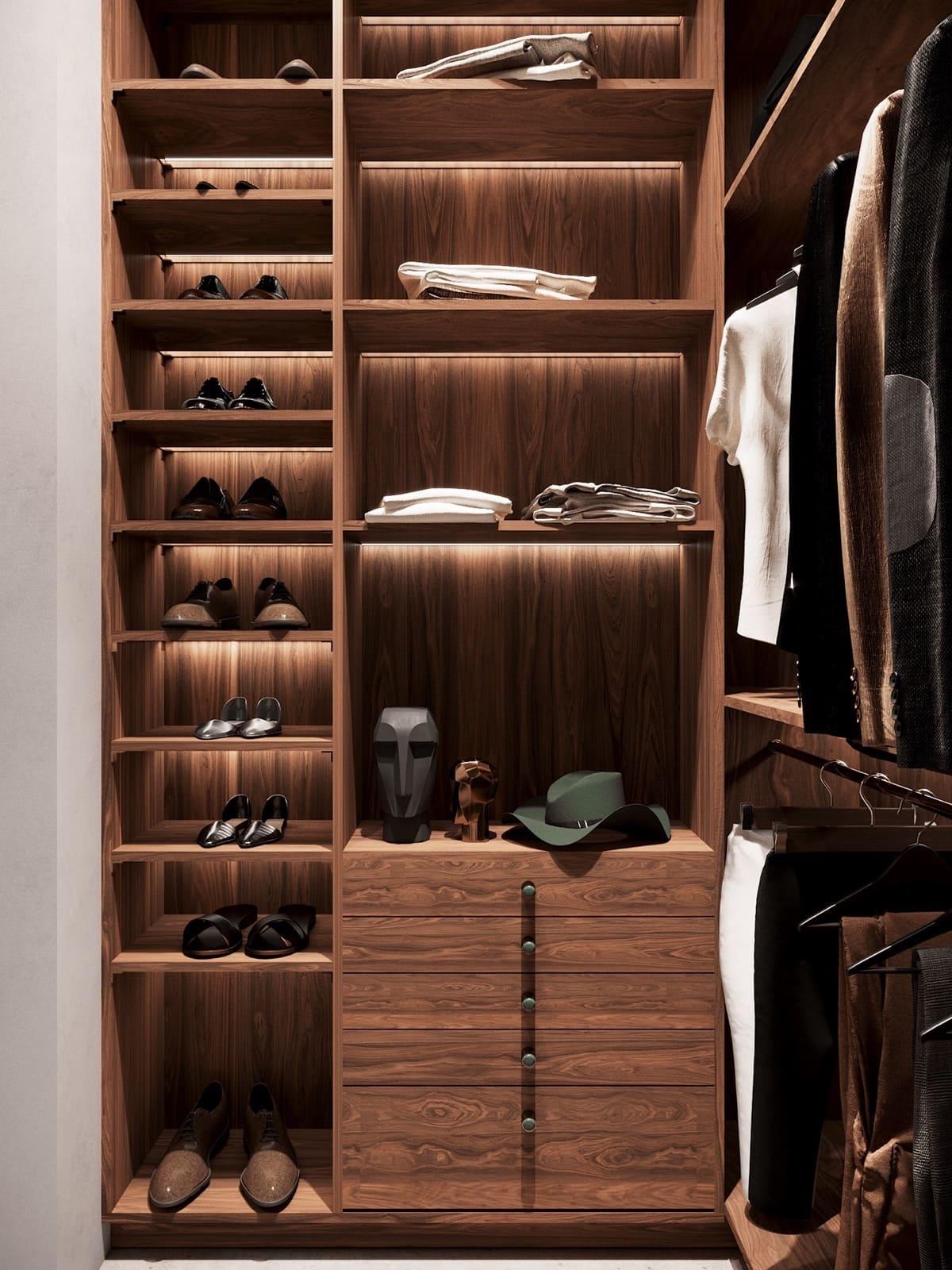 дизайн интерьера модной квартиры фото 69