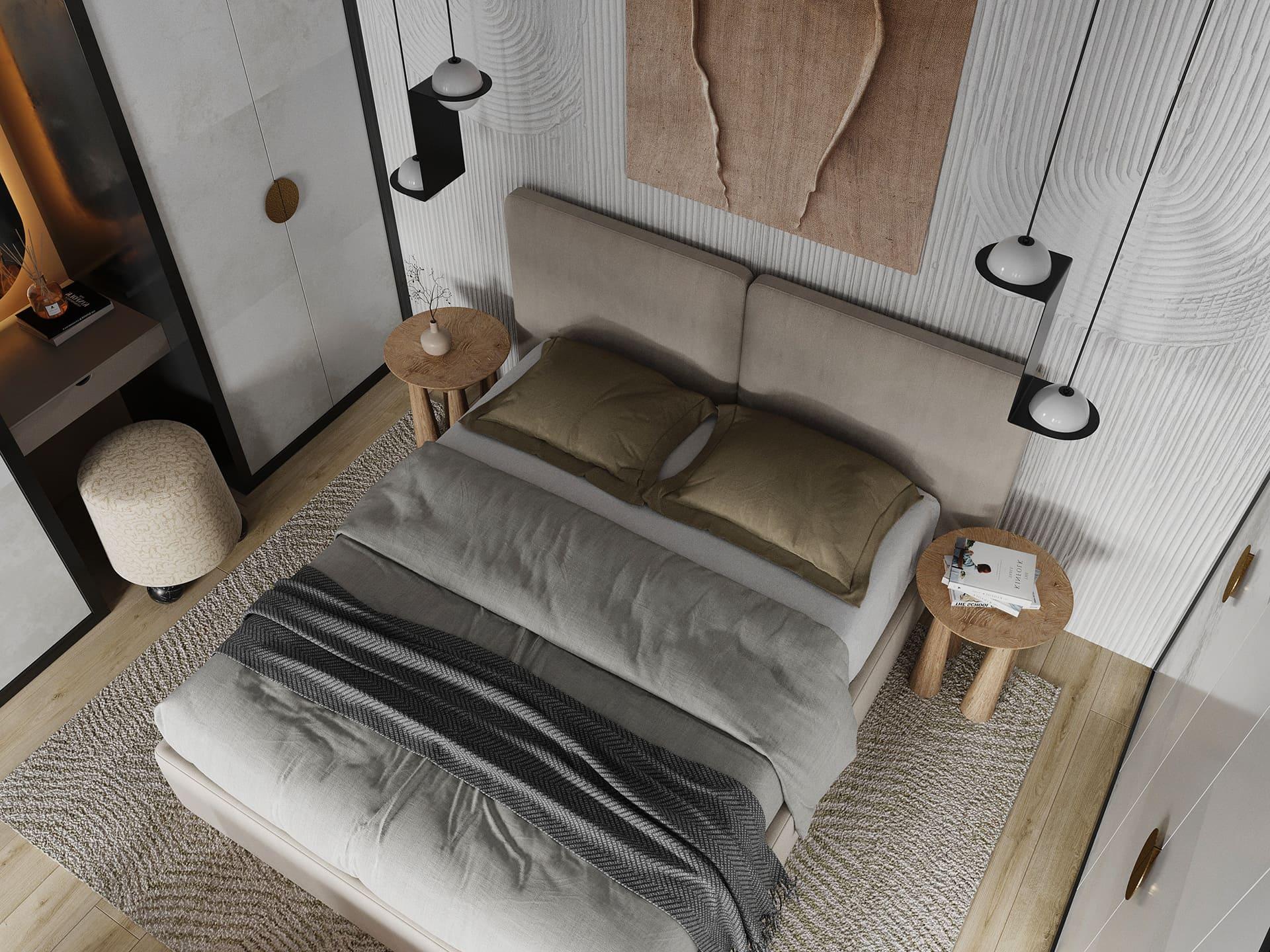 дизайн интерьера модной квартиры фото 27