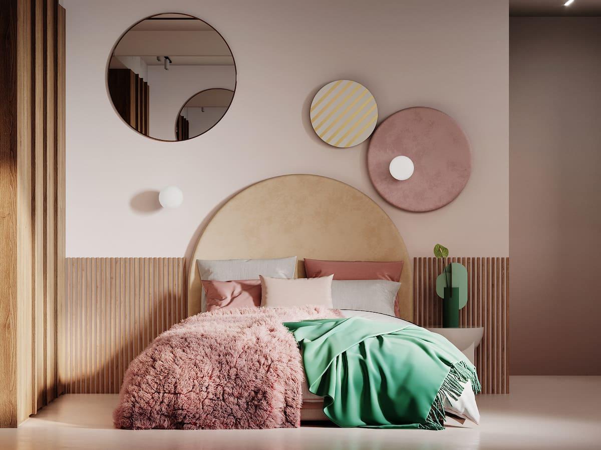 дизайн интерьера модной квартиры фото 102