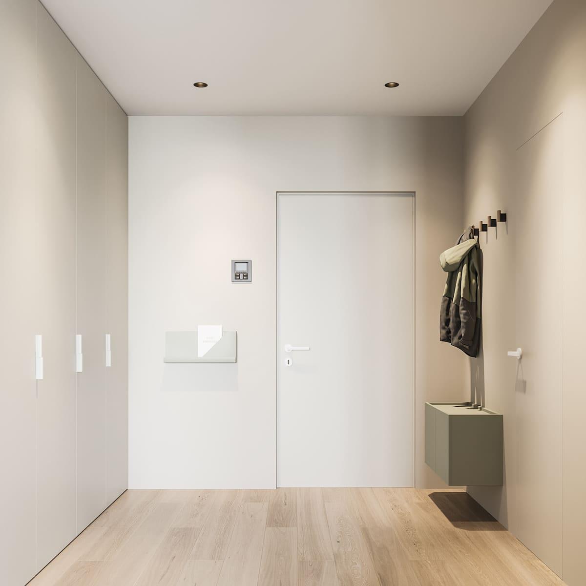 дизайн интерьера модной квартиры фото 49