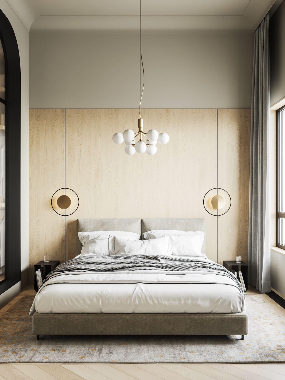 дизайн интерьера модной квартиры фото 25