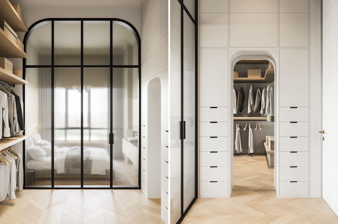 дизайн интерьера модной квартиры фото 30