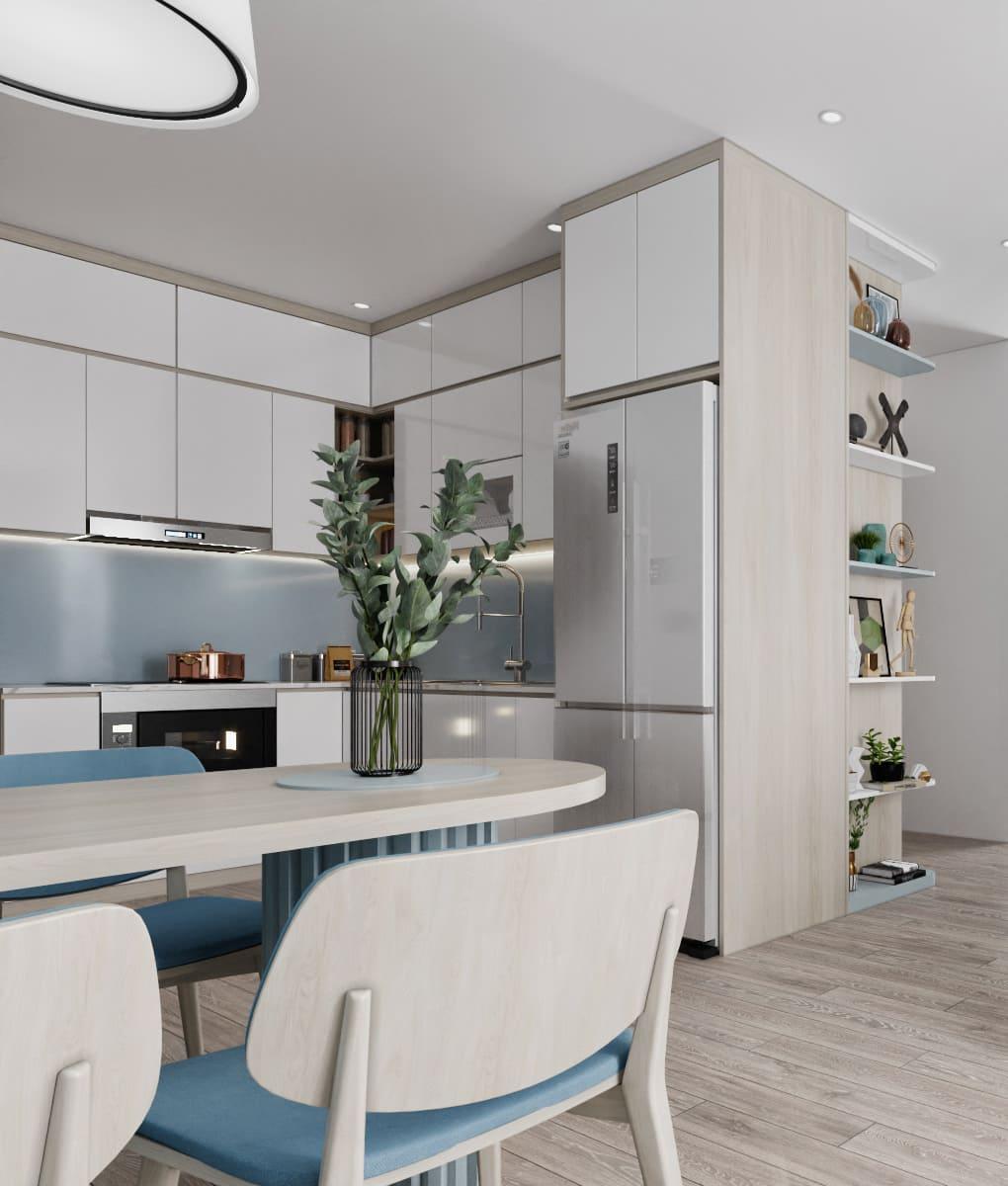 дизайн интерьера модной квартиры фото 79