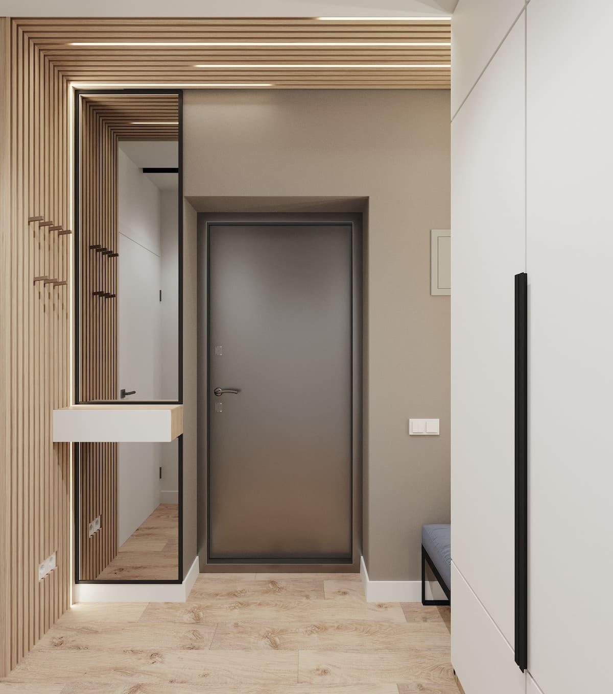 дизайн интерьера модной квартиры фото 85