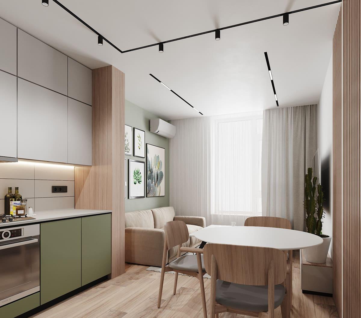 дизайн интерьера модной квартиры фото 86