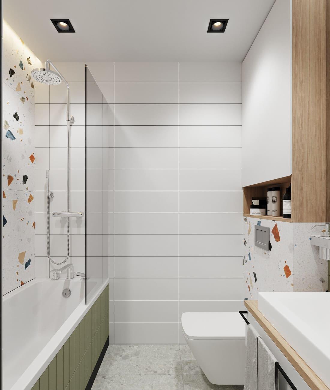 дизайн интерьера модной квартиры фото 95