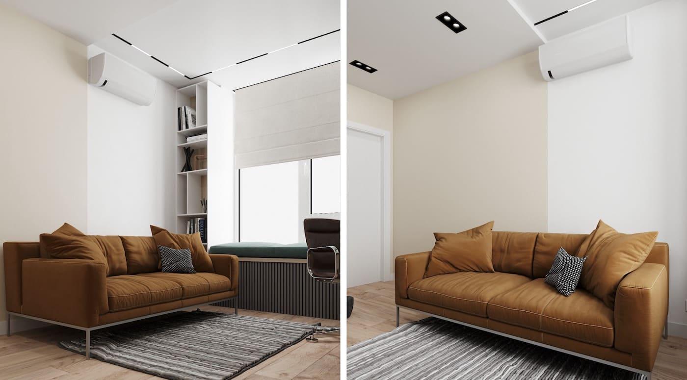 дизайн интерьера модной квартиры фото 92