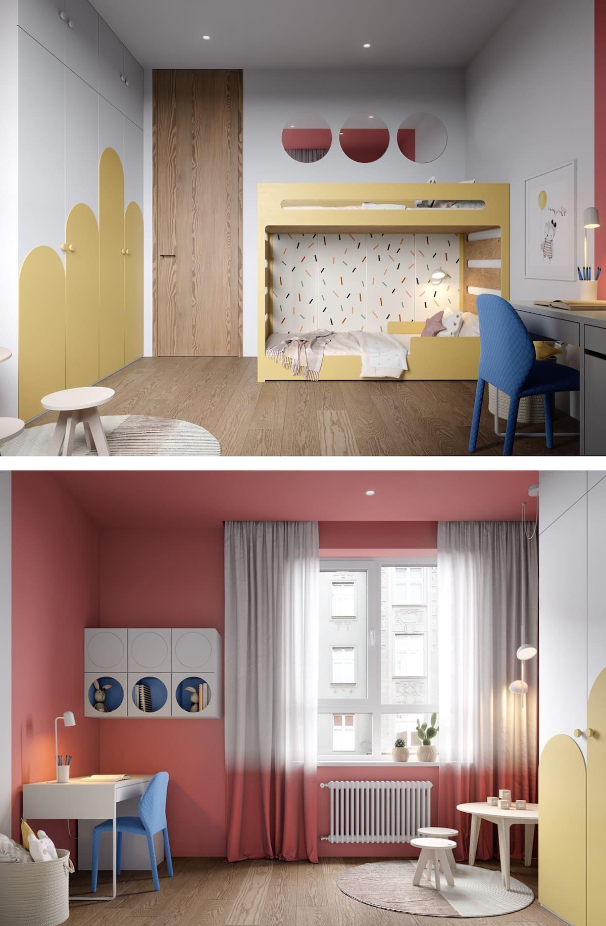 Aménagement d'une chambre d'enfant photo 9