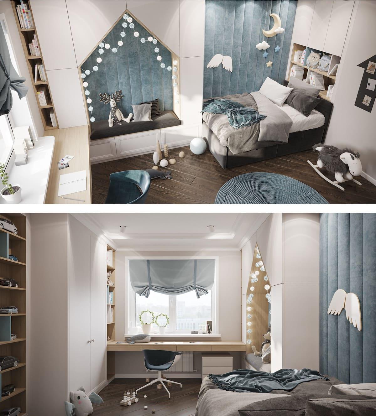 Conception d'une chambre d'enfant photo 98