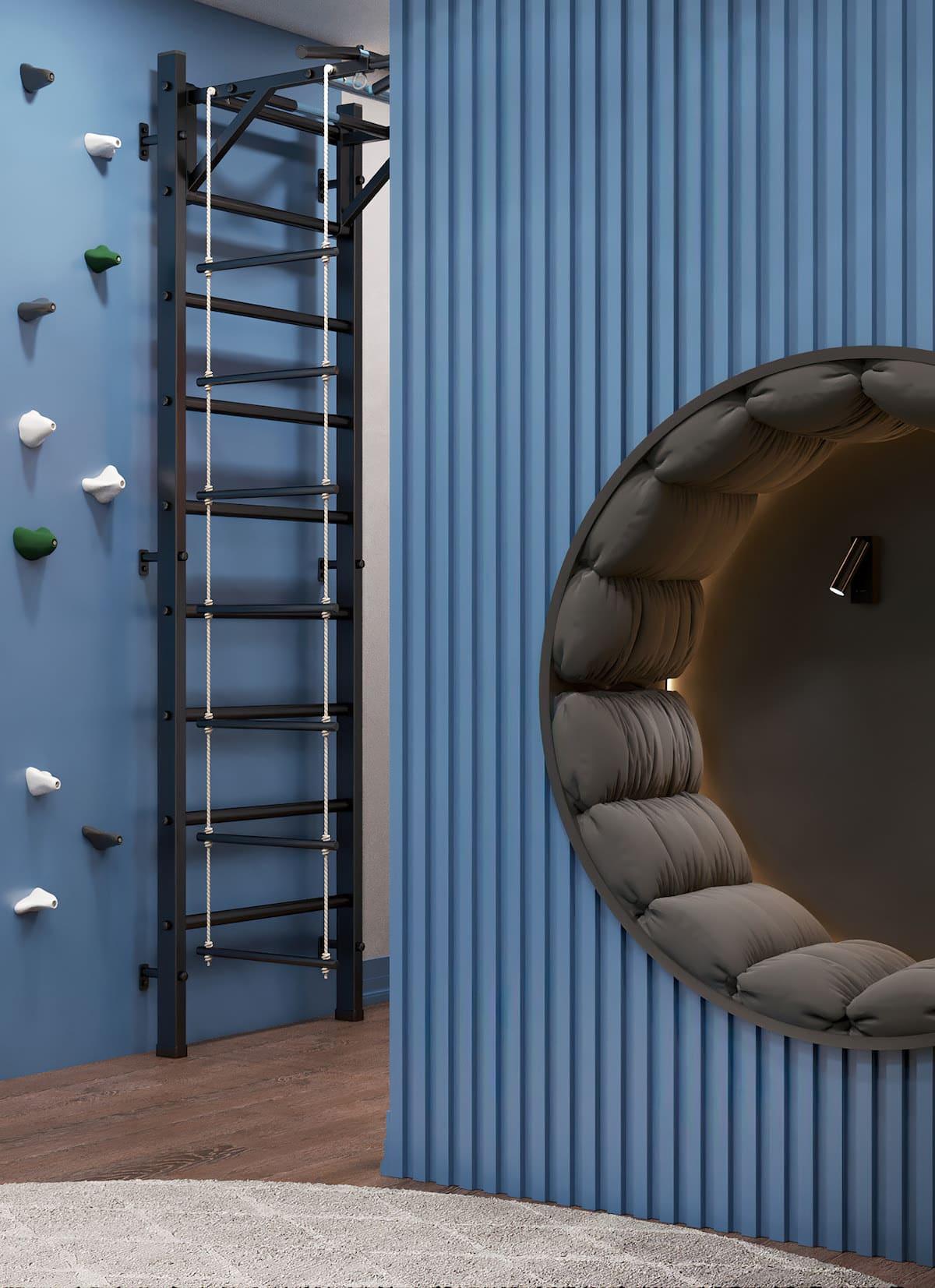 Design de la chambre d'enfant photo 79