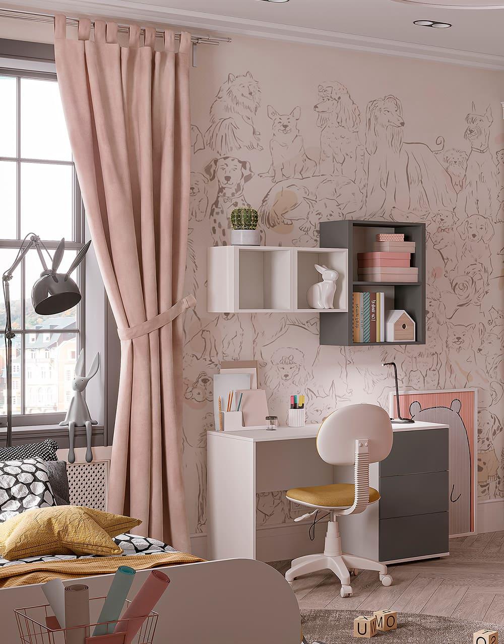 chambre d'enfant design photo 18