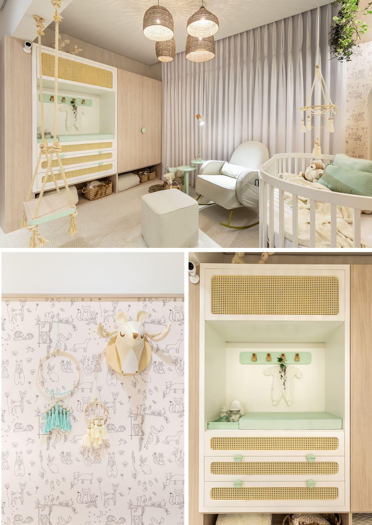 Design de la chambre d'enfant photo 51