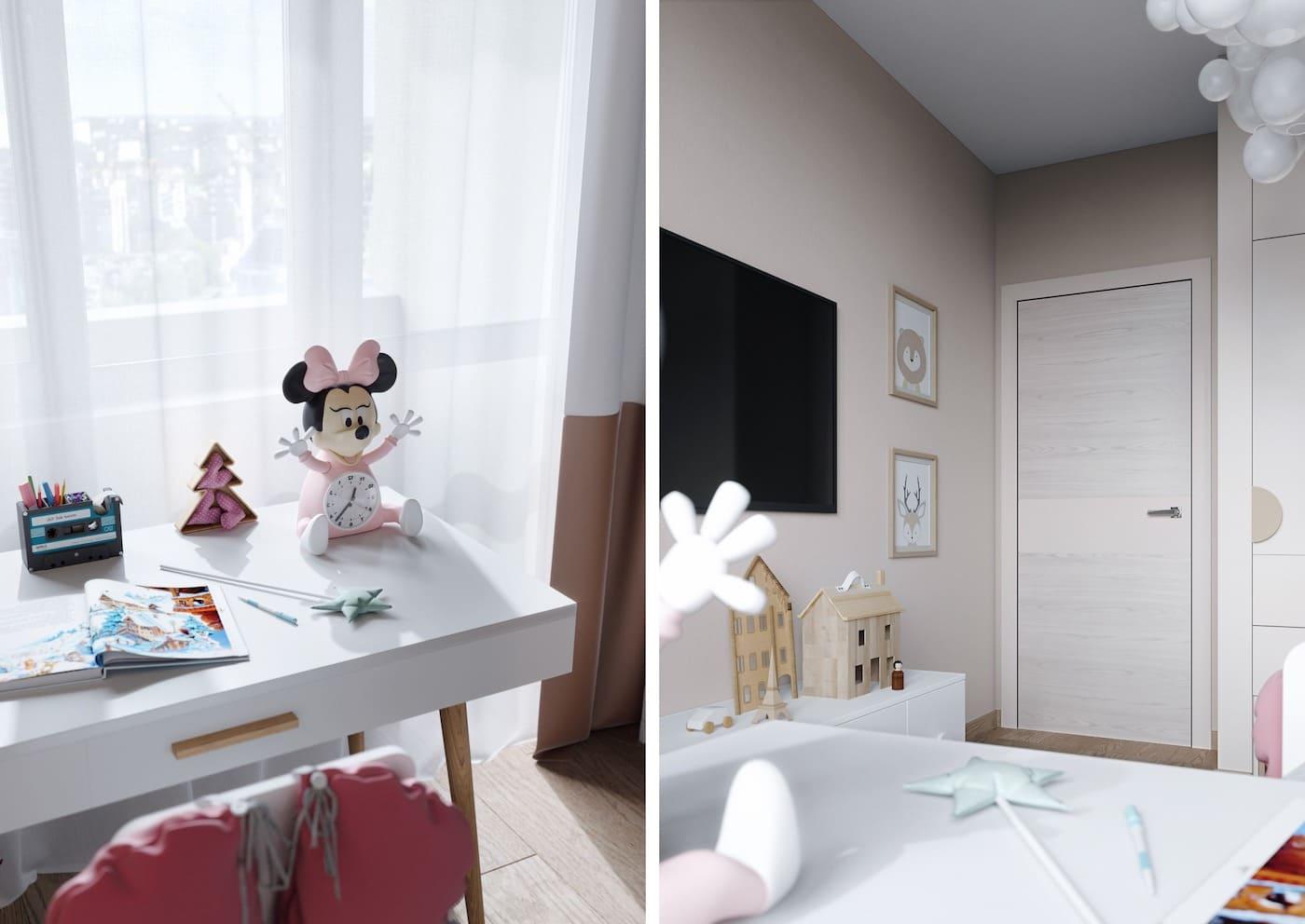 Conception d'une chambre d'enfant photo 94