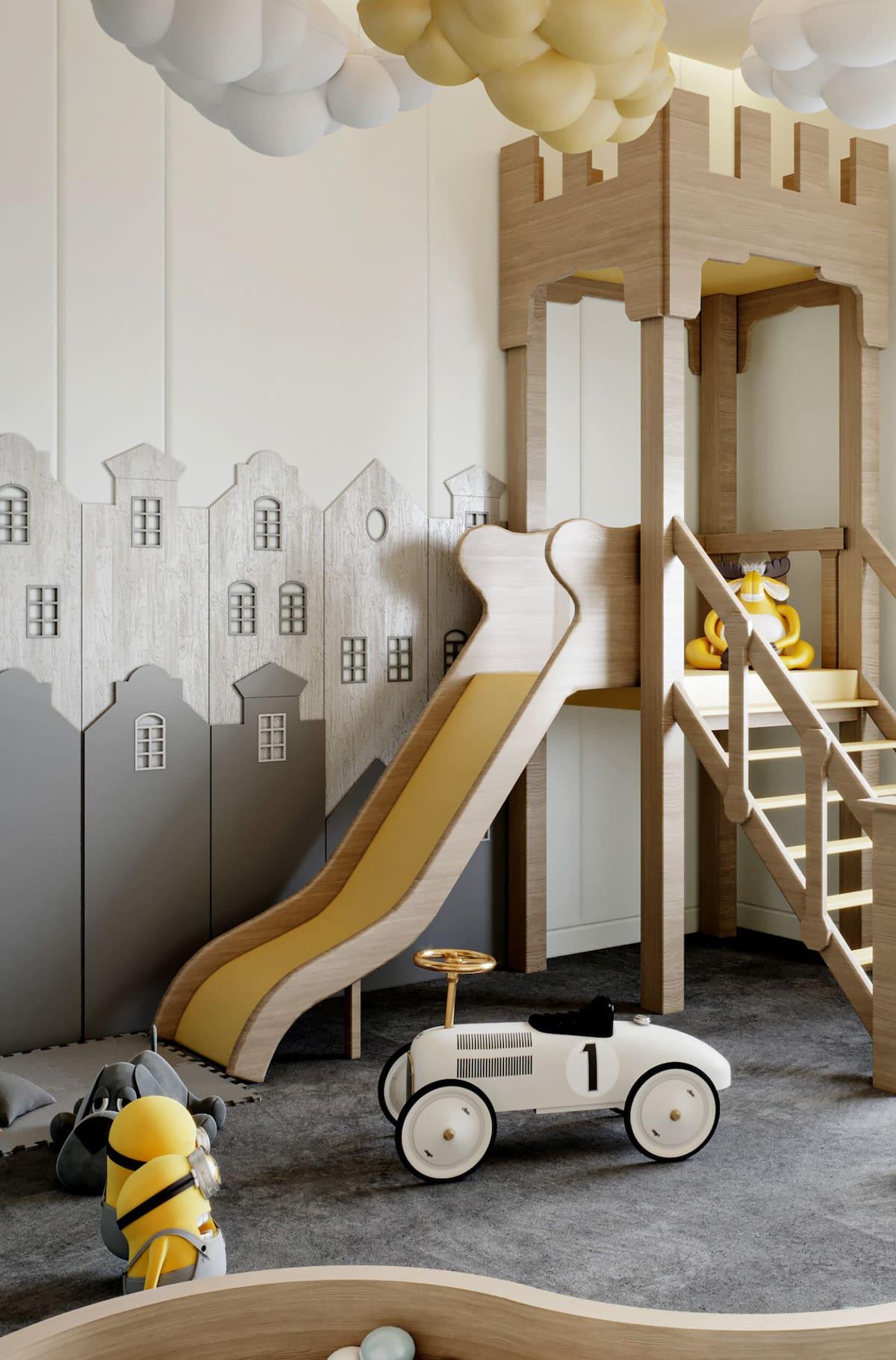 детская комната фото 41