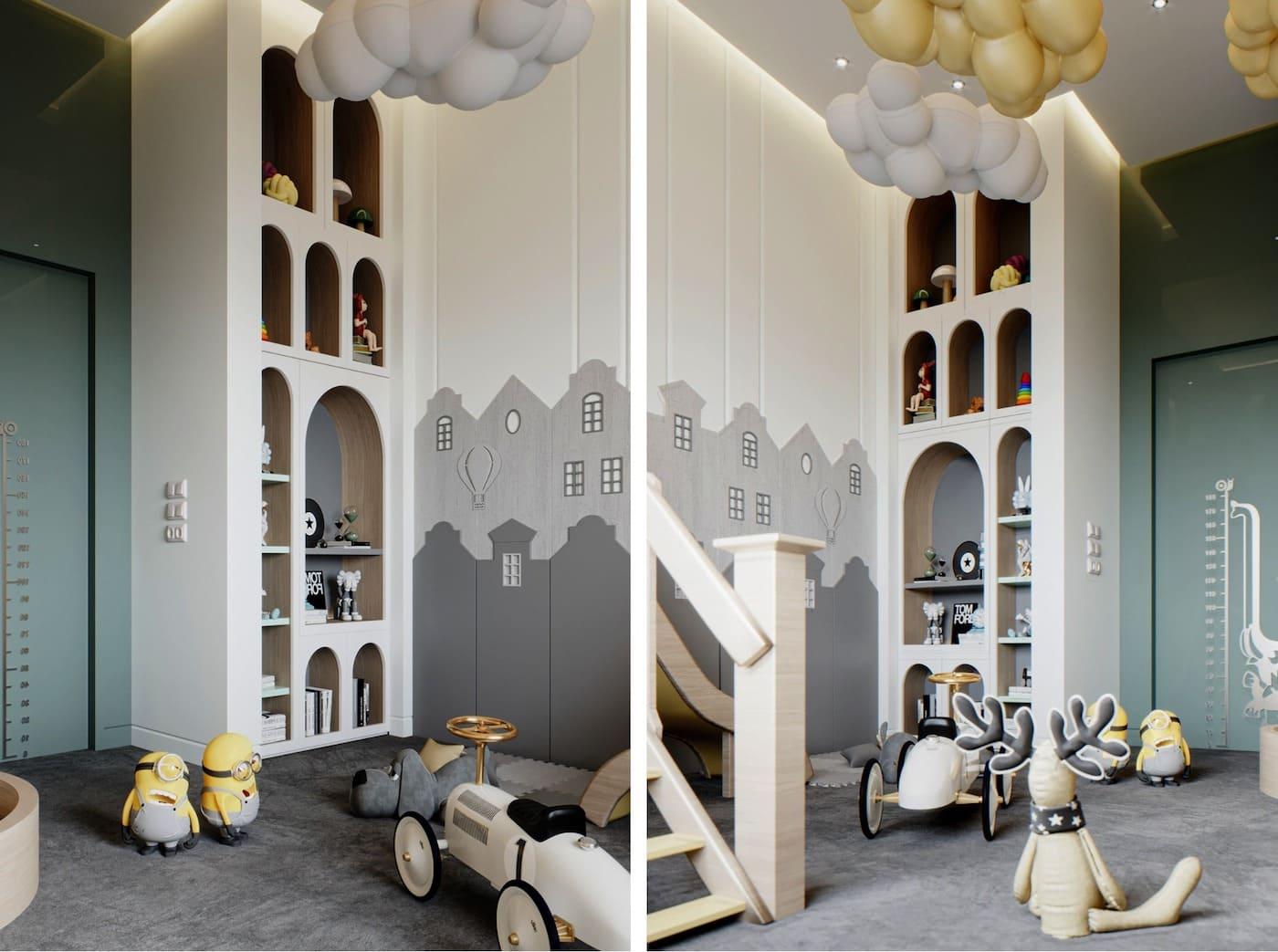 детская комната фото 45