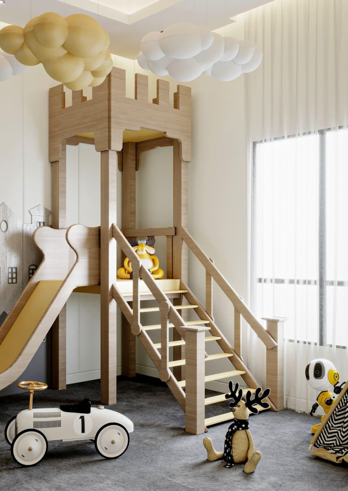 детская комната фото 46