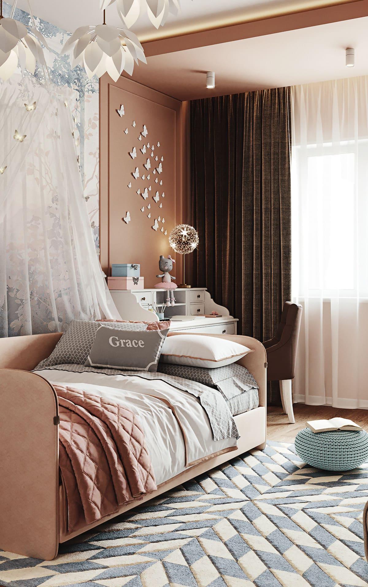 детская комната фото 57
