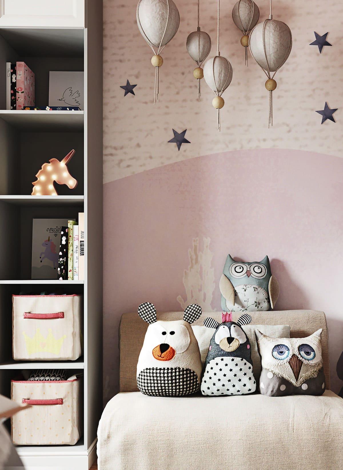детская комната фото 60