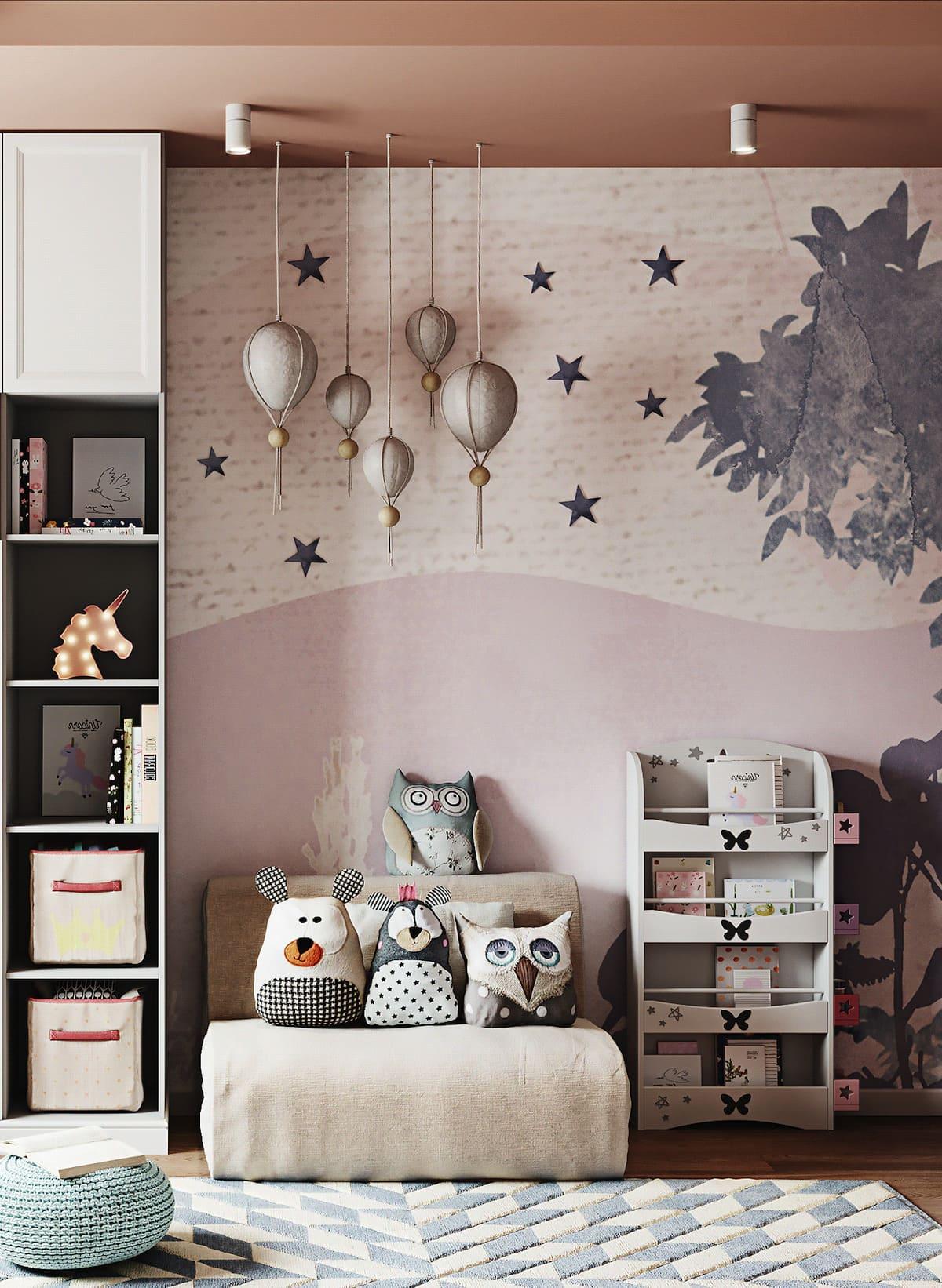 детская комната фото 65