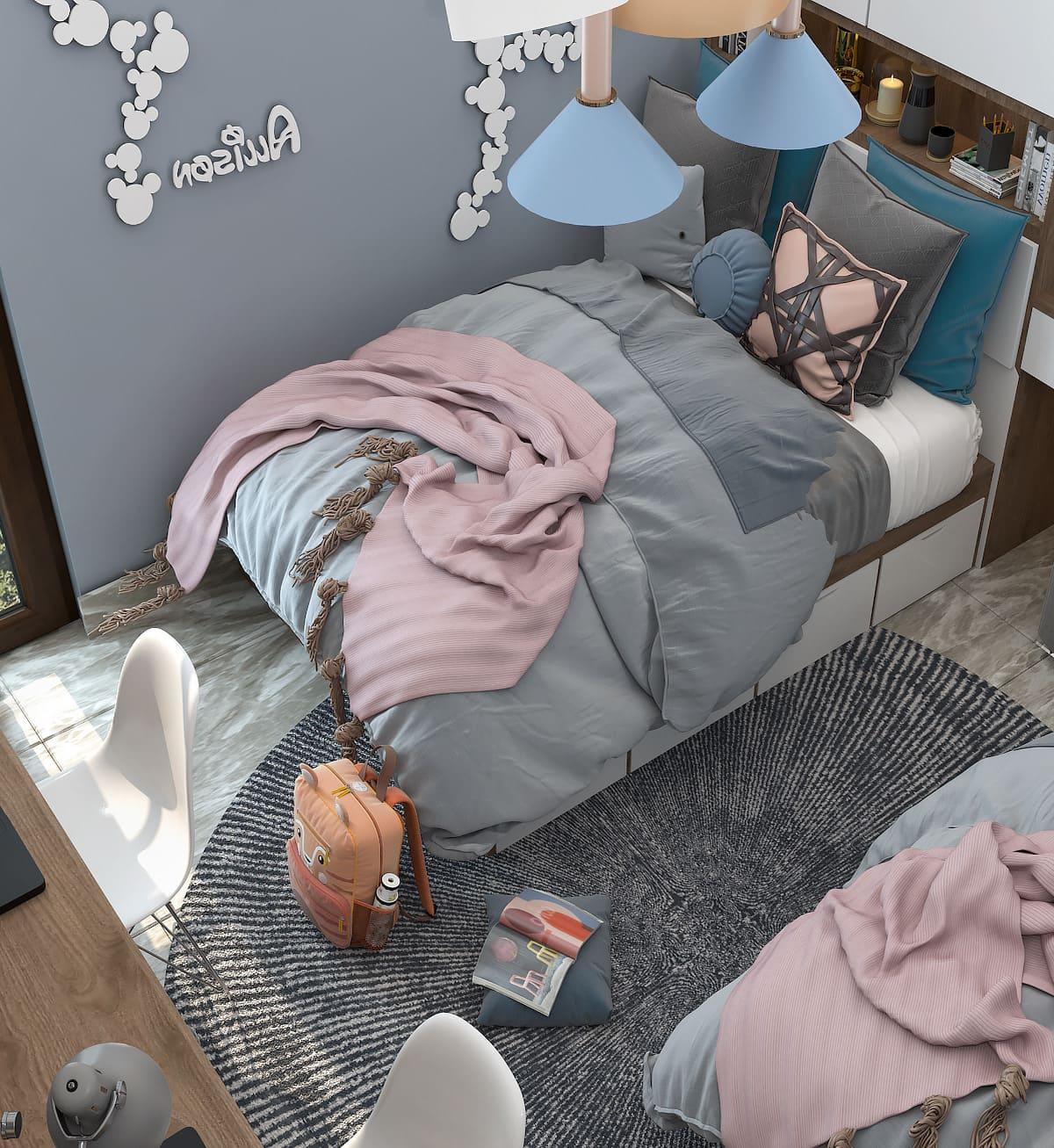 детская комната фото 77