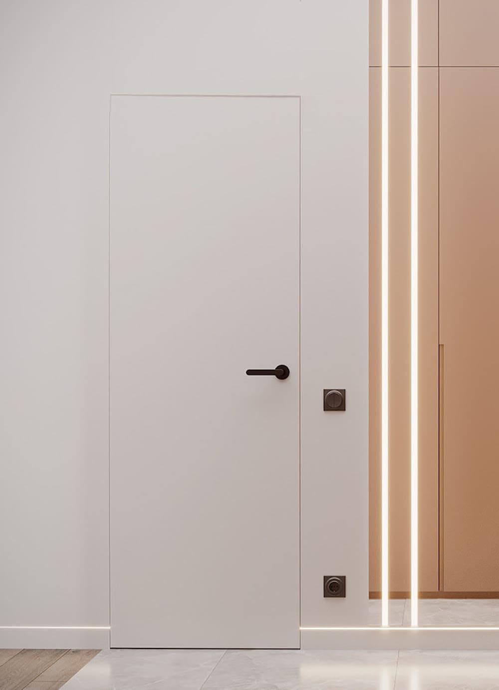межкомнатные двери фото 38