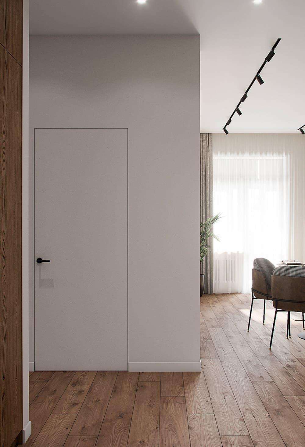 межкомнатные двери фото 39