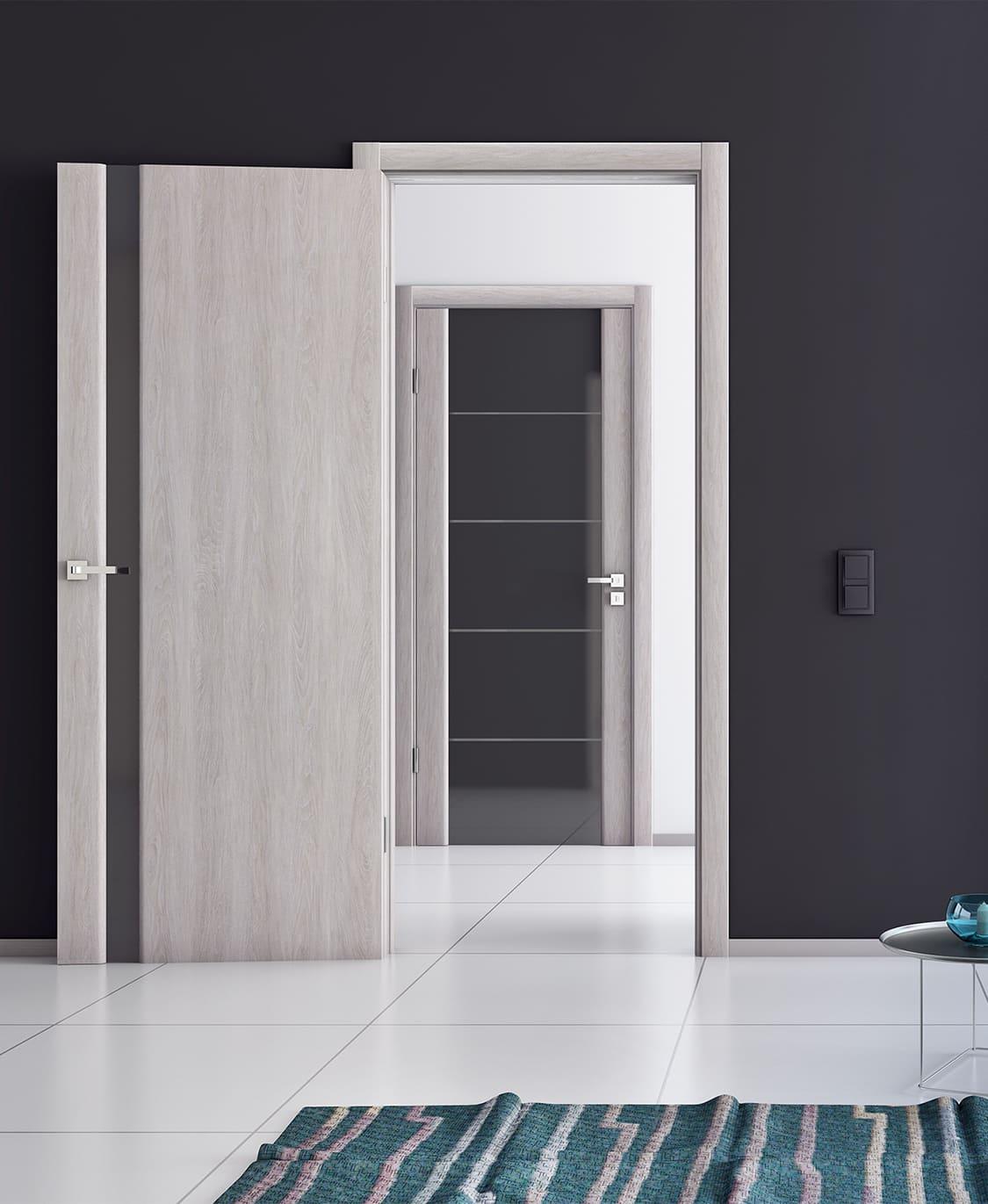 межкомнатные двери фото 41