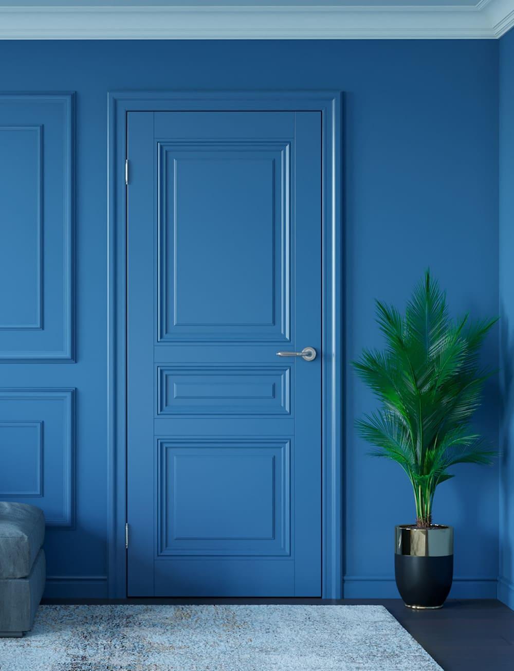 межкомнатные двери фото 45