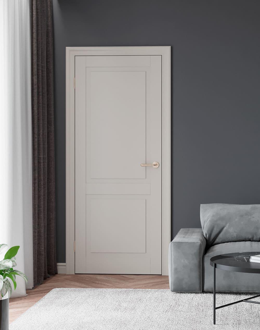 межкомнатные двери фото 17