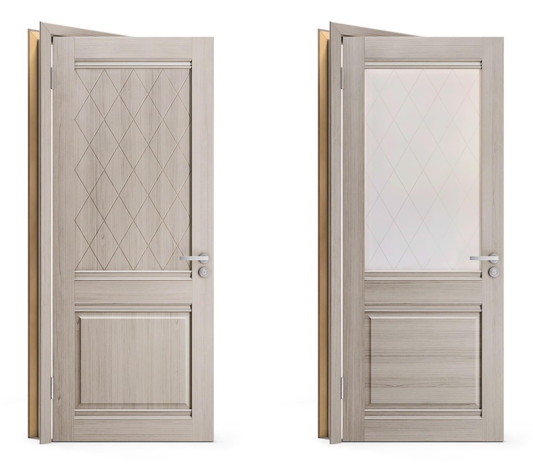 межкомнатные двери фото 14