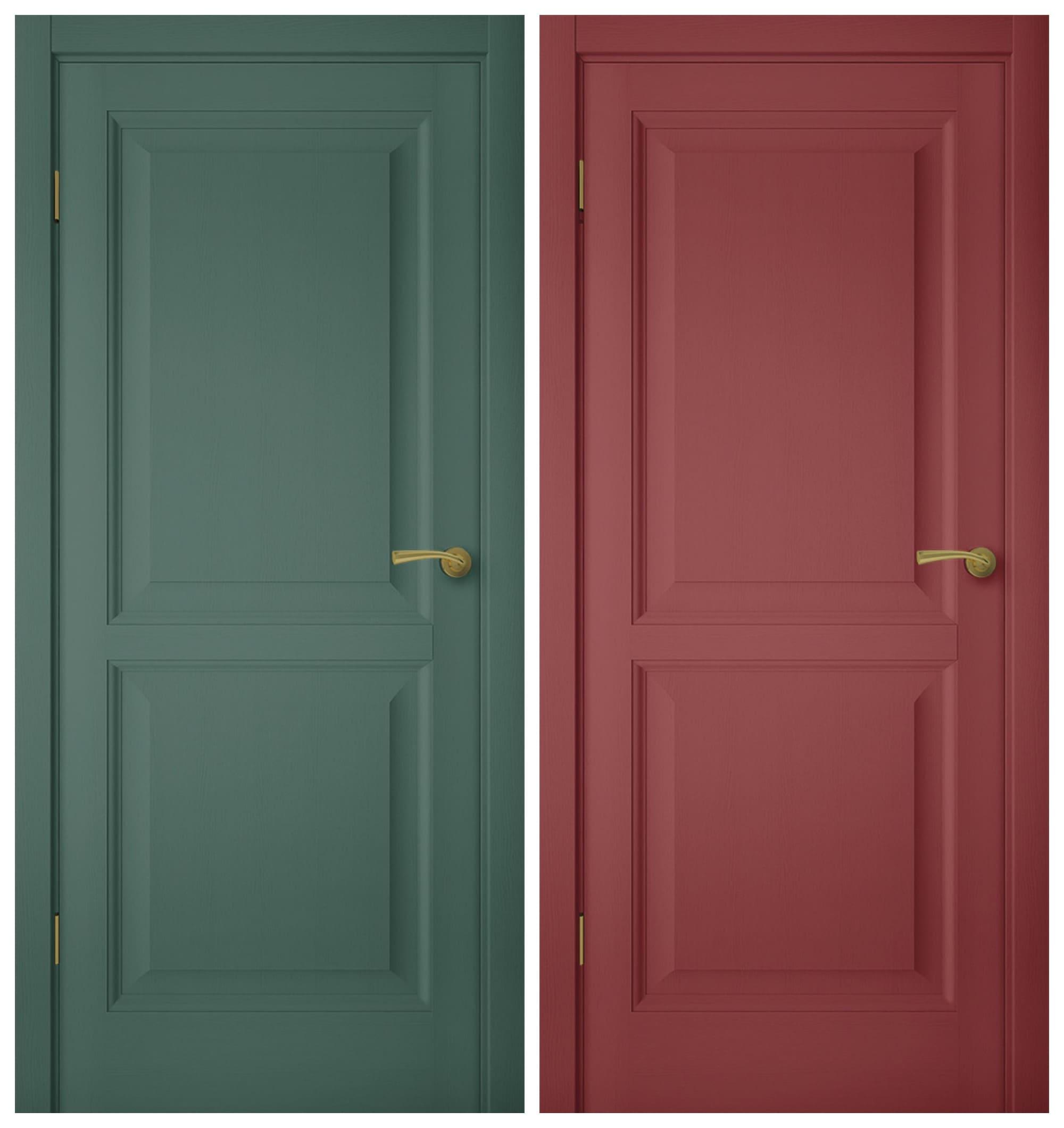 межкомнатные двери фото 23