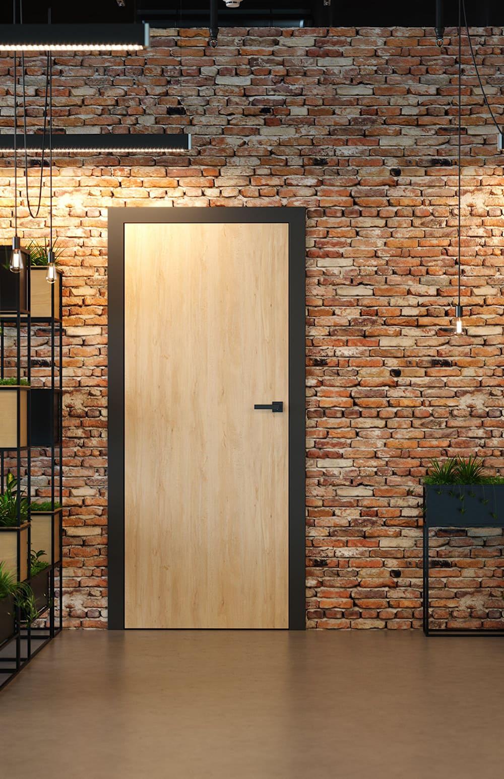 межкомнатные двери фото 27