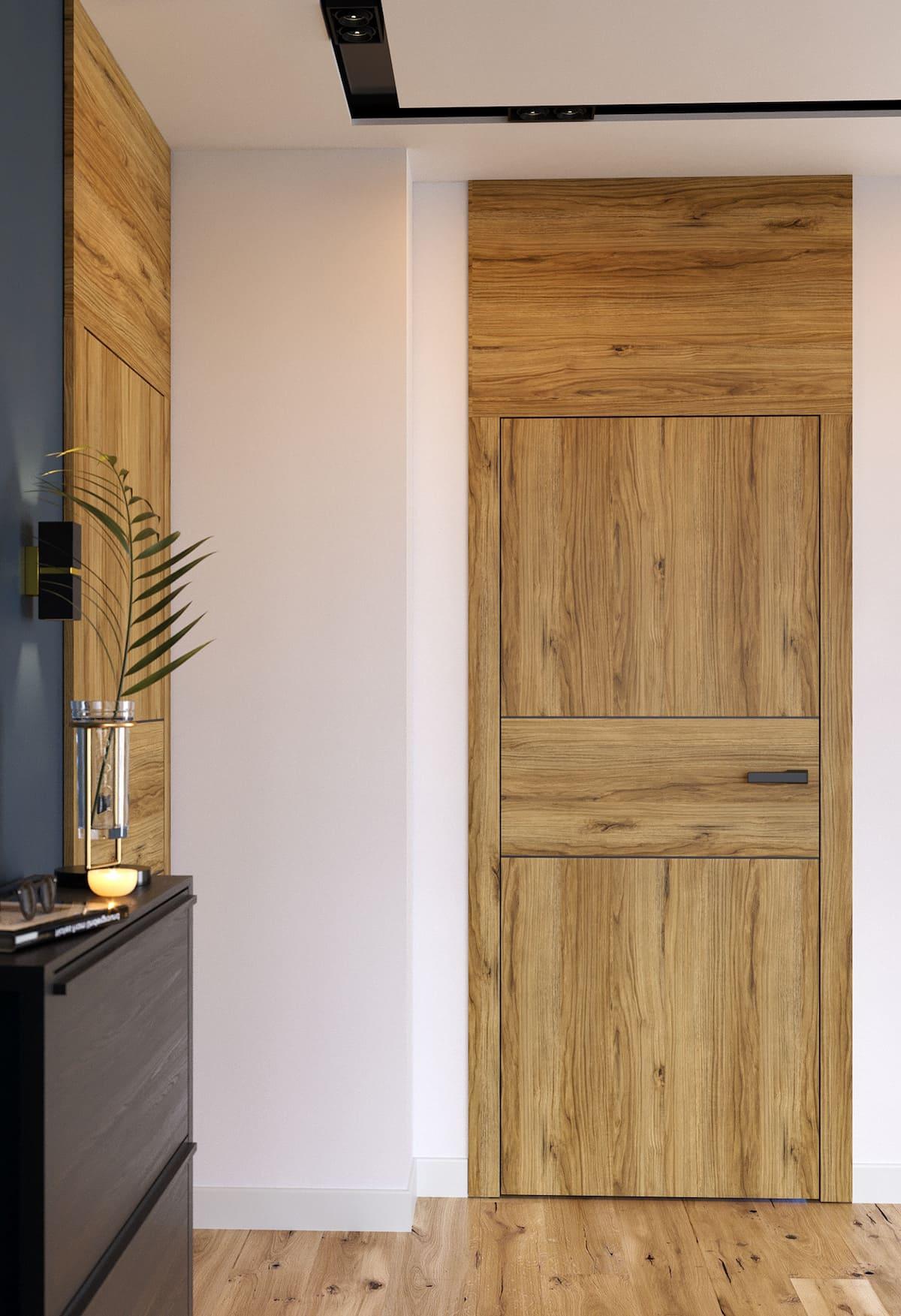 межкомнатные двери фото 47