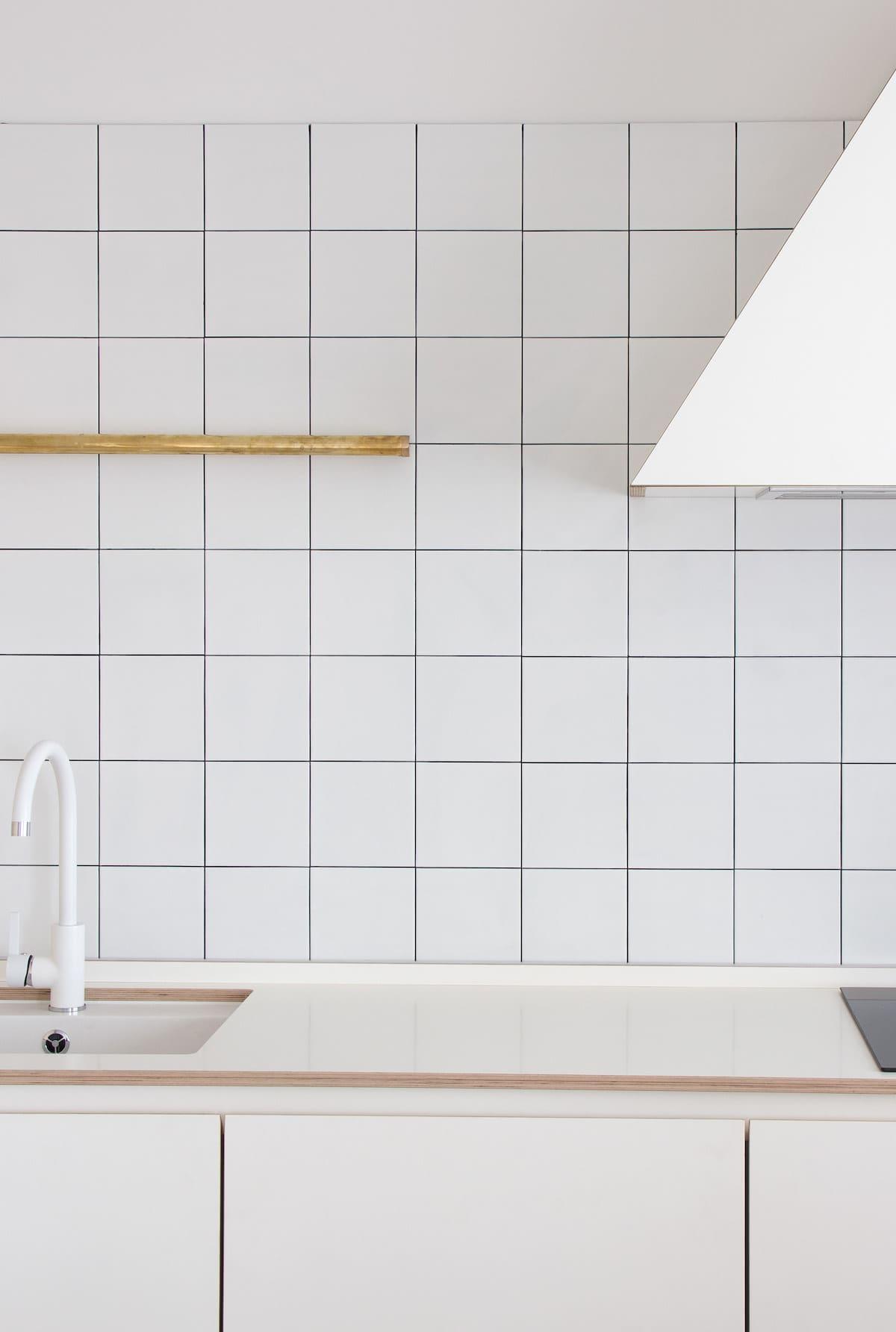 белая кухня фото 77