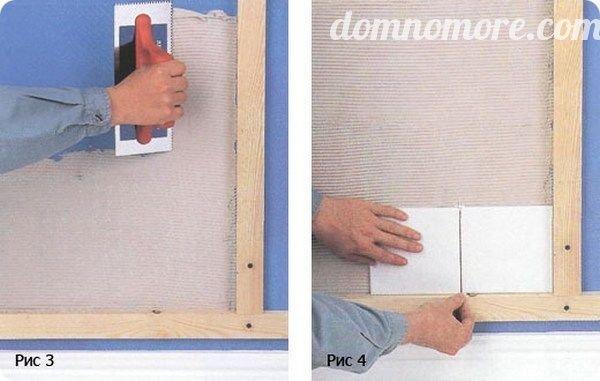 инструкция укладки плитки