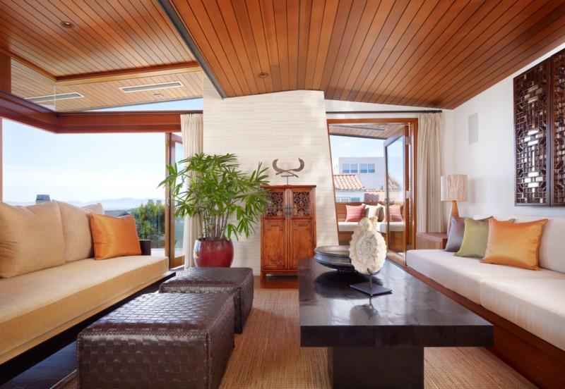 Идеальный дизайн современной гостиной
