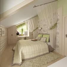 Светлая спальня в белом цвете